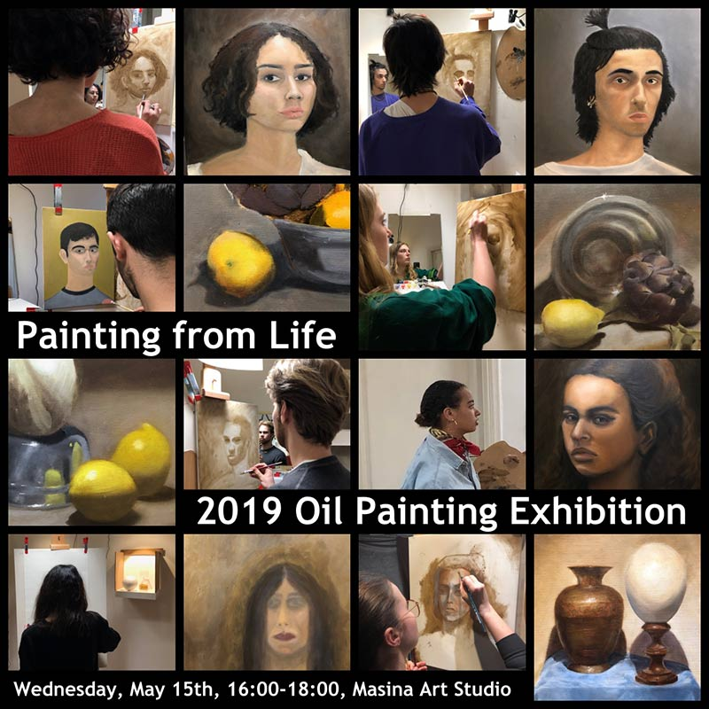 Advanced Painting Show