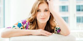 Kate Walsh, star of Grey's Anataomy